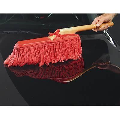California Car Duster®  the original with wood handle