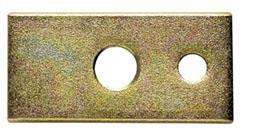 4 x OMP 7//16 UNF Threaded Safety Harness Eyebolt Reinforcement Plates Motorsport