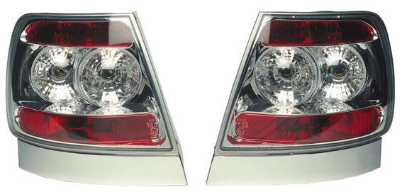 Taillights Clear / Chrome