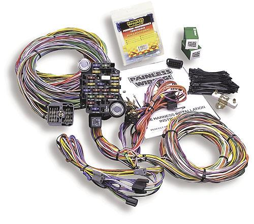 18 Circuit GM 2X4/4X4 Truck Wiring System (73-86)