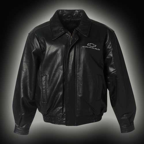 jacka Bomber Leather