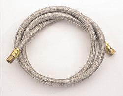 """12' Braided 3/8"""" ID Hose Kit"""