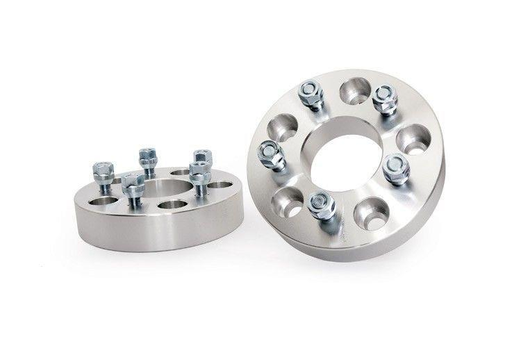 1.5-inch Wheel Spacer Adapter Pair (Converts 5-by-5-inch to 5-by-4.5-inch Bolt Pattern)