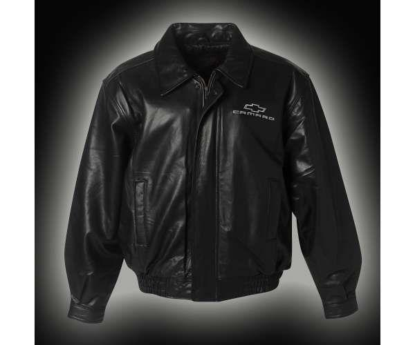 jacka Bomber Leather Small
