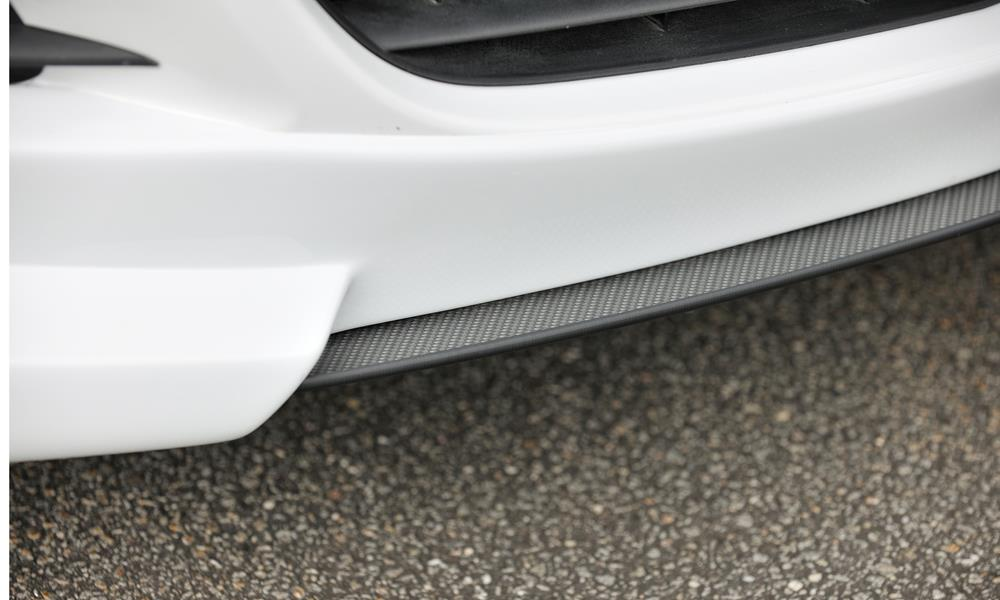 Dtm Centersplitter Carbonfiber Look / Abs-plastic For 00058940