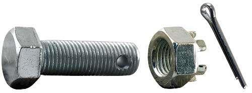 19-27/steering Yoke Bolt Set/b