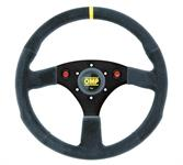 320 ALU SP STEERING WHEEL BLACK