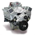motor inkl artikel (#'S 60759, 2101, 1406, 8810, STD MSD IGN. 350 PERF.R 8.5:1 ENGINE POLISHED)