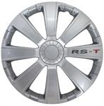 "Hubcaps Rs-t 16"" Silver"