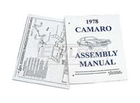 "användarhandbok, ""Assembly Manual"""