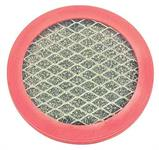 Luftfilter Air Cleaner Filter - For Carburetor Scoop 50884 - With Red Outer Ring