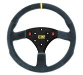 320 ALU S STEERING WHEEL BLACK