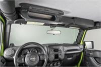 Cargo Organizer, Mounts To OE Roll Bars At Windshield Channel