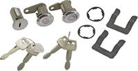 Door & Ignition Lock Set/ Incl