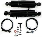 shocks, hi-jackers, adjustable