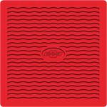 1955-56 CHEVY FACTORY ACCESSORY FLOOR MATS - RED