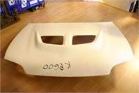 Engine Hood Fiberglass with Airintake ( Evo )