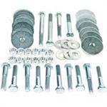 Body Mount Bolt Kit