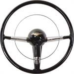"15"" REPRODUCTION STYLE STEERING WHEEL"