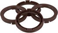 Centerring 671- > 634mm Brown