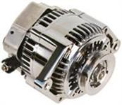 100 AMP ALTERNATORS. GM INTERNAL REGULATOR. CHROME.