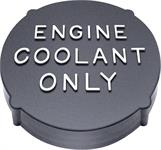 1976-92 RADIATOR OVERFLOW JAR CAP NON-VENTED