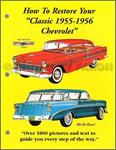 "bok ""How To Restore Your ""Classic 1955-1956 Chevrolet"""""