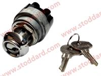 Bullet-Style Ignition Switch with 2 Keys fits 356A from 1957.5 on and 356B 356C