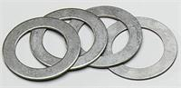 Carrier Shims, Steel, Ford, GM, Set