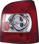 Taillights Clear / Red