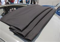 Outer Roof Sun Roof Black Canvas