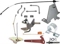 1969 1/2-70 Mopar 440 Six Pack Installation Kit