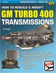 "bok ""How to Rebuild & Modify GM Turbo 400 Transmissions"""