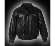 jacka Bomber Leather Medium