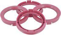 Centerring 671- > 641mm Pink