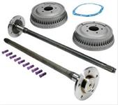 Axle Conversion, Rear, 5 x 5.00 in. Bolt Circle